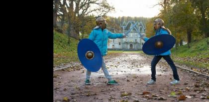 © Crown Copyright reproduced courtesy of Historic Scotland